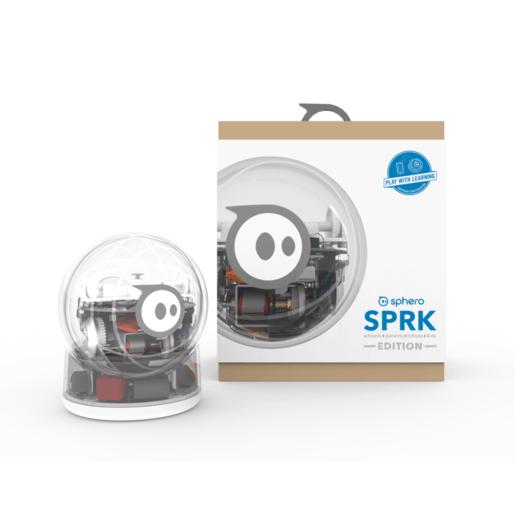 Беспроводной робот-шар Sphero SPRK Rest of World в пластиковом корпусе