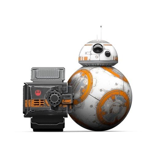 Беспроводной робо-шар BB-8 Special Edition в комплекте с браслетом Force Band