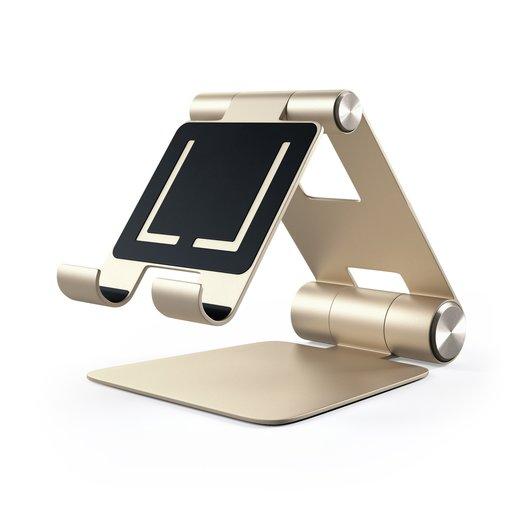 Настольная подставка Satechi R1 Aluminum Multi-Angle Tablet Stand для мобильных устройств.Материал алюминий