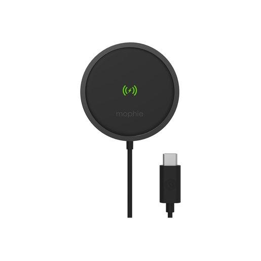 Беспроводное магнитное зарядное устройство Mophie Universal Snap+ Wireless Charger