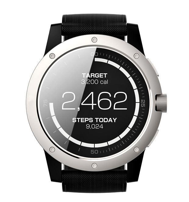 MATRIX PowerWatch: умные часы, которые не нужно заряжать