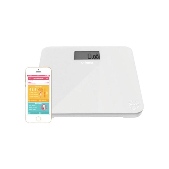 Умные весы Ozaki O!fitness Scale My Pregnancy Days