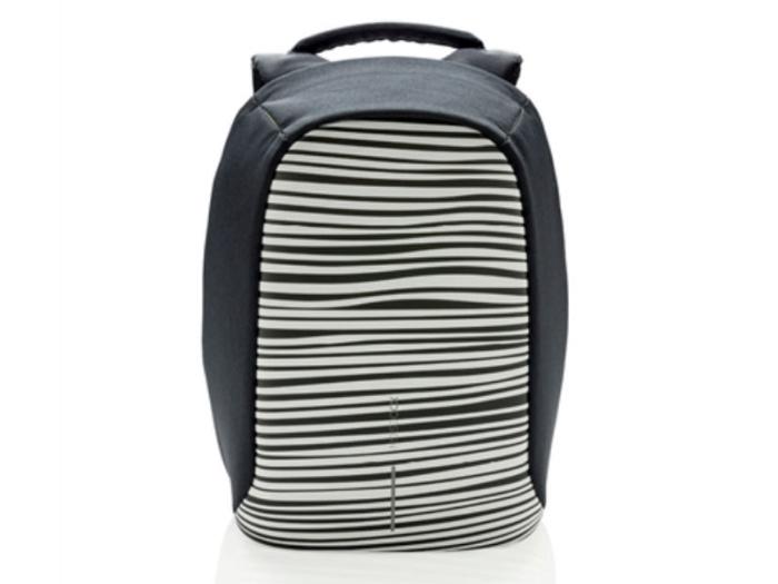 Рюкзак для ноутбука до 14 дюймов XD Design Bobby Compact Print (Black & White)