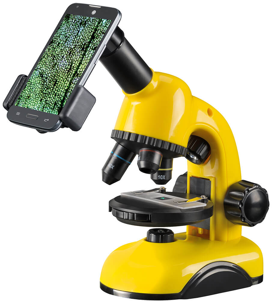 Микроскоп Bresser National Geographic 40–800x