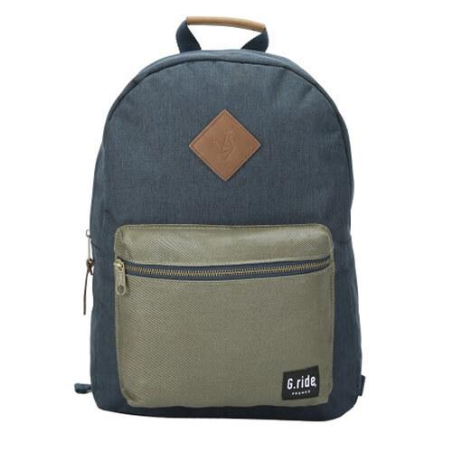 """Рюкзак G.Ride Blanche для ноутбука 13"""" синий / оливковый (GRISIBLA27)"""