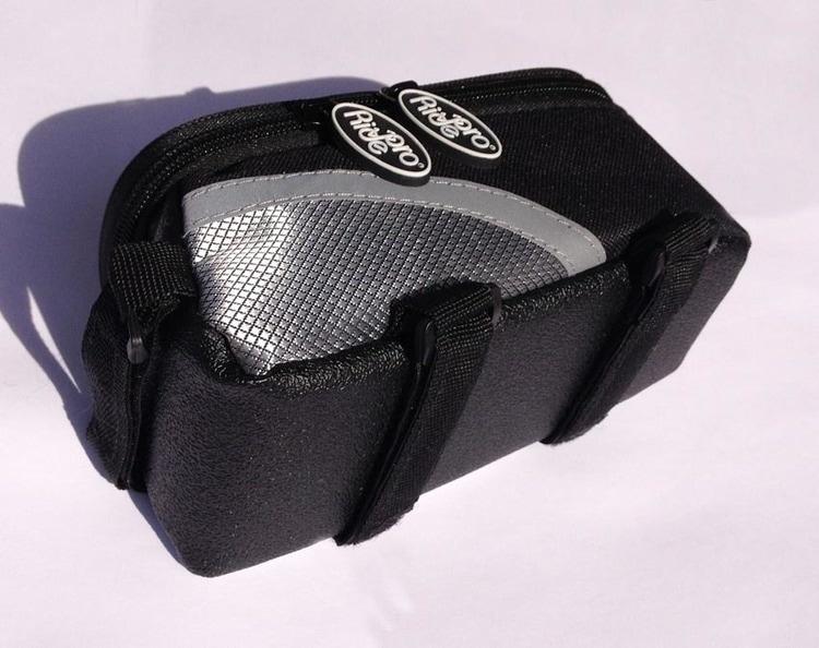 Roswheel Ride Pro - сумка для телефона на раму велосипеда