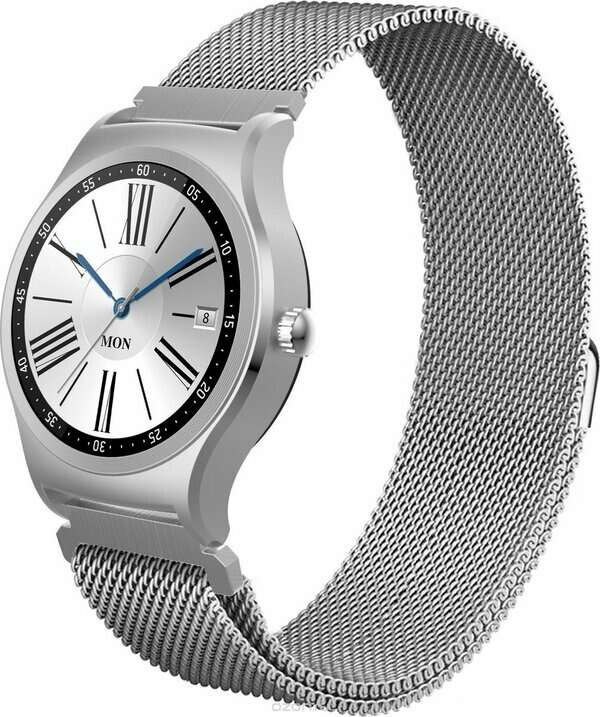 Смарт часы KREZ PRO S, SW18, Silver