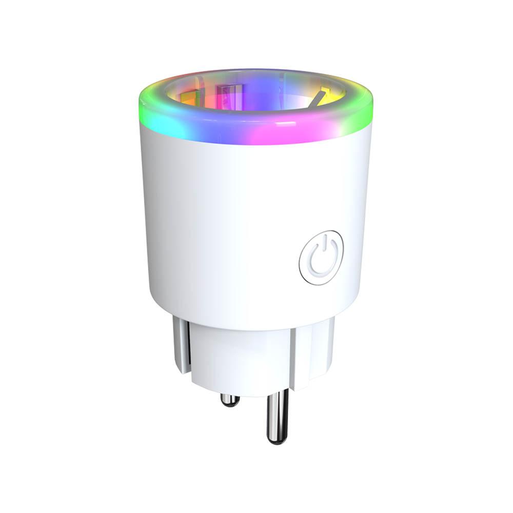 Умная розетка Wi-Fi HIPER IoT P06
