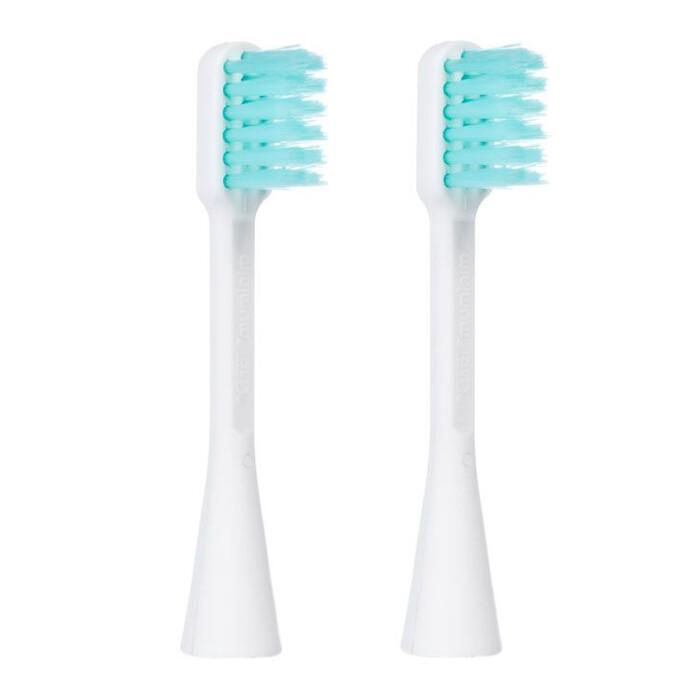 Сменные насадки для электрической зубной щетки Hapica (2 шт. в упаковке) BRT-8