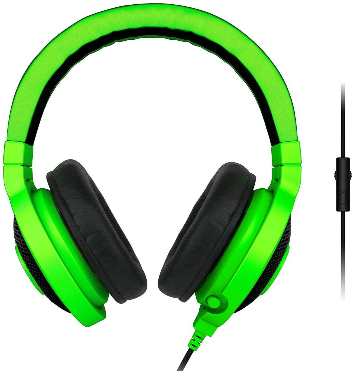 Наушники Razer Kraken Pro 2015, Green