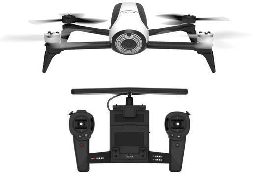 Квадрокоптер Parrot Bebop Drone 2 с джойстиком Parrot Skycontroller