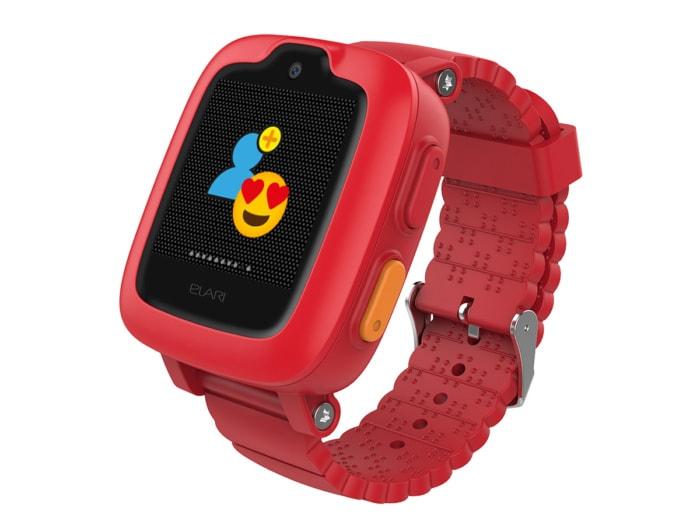 Детские часы-телефон Elari KidPhone 3G (с голосовым помощником Яндекс Алиса)
