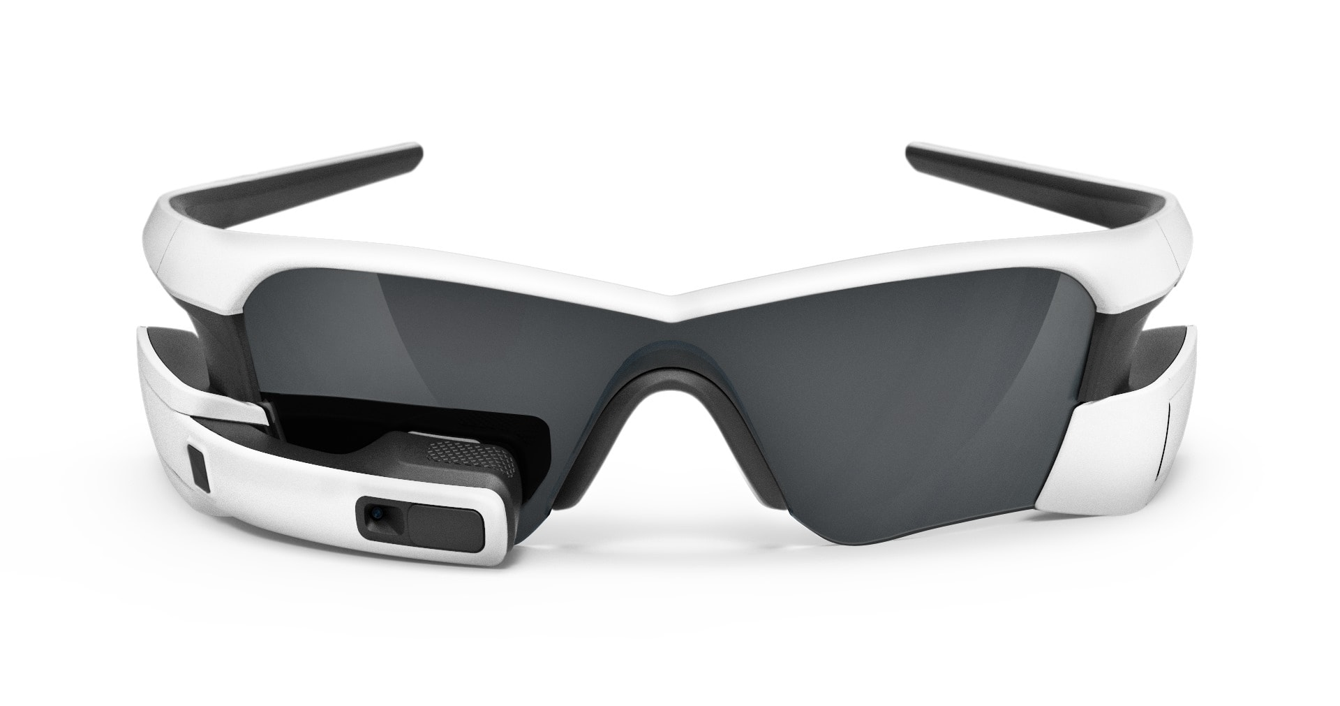 Очки со встроенным дисплеем Recon Jet для спортсменов