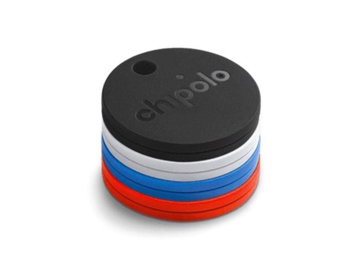 Комплект из 4-х умных брелков Chipolo CLASSIC