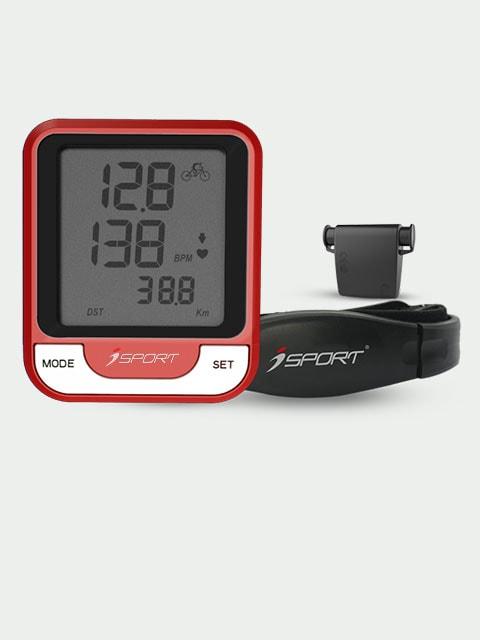 Велокомпьютер и пульсометр iSport C014