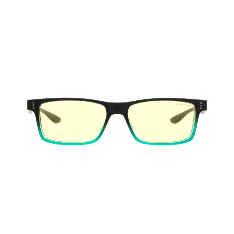 Очки для компьютера GUNNAR Cruz Amber (Plano) CRU-08401, Onyx Teal