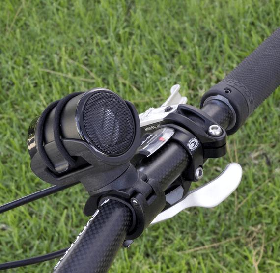 Scosche BoomBARS  - Беспроводной динамик для велосипеда