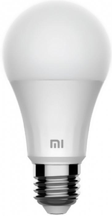 Умная лампочка XIAOMI Mi LED Smart Bulb (белый и мультисвет, E27) GPX4026GL