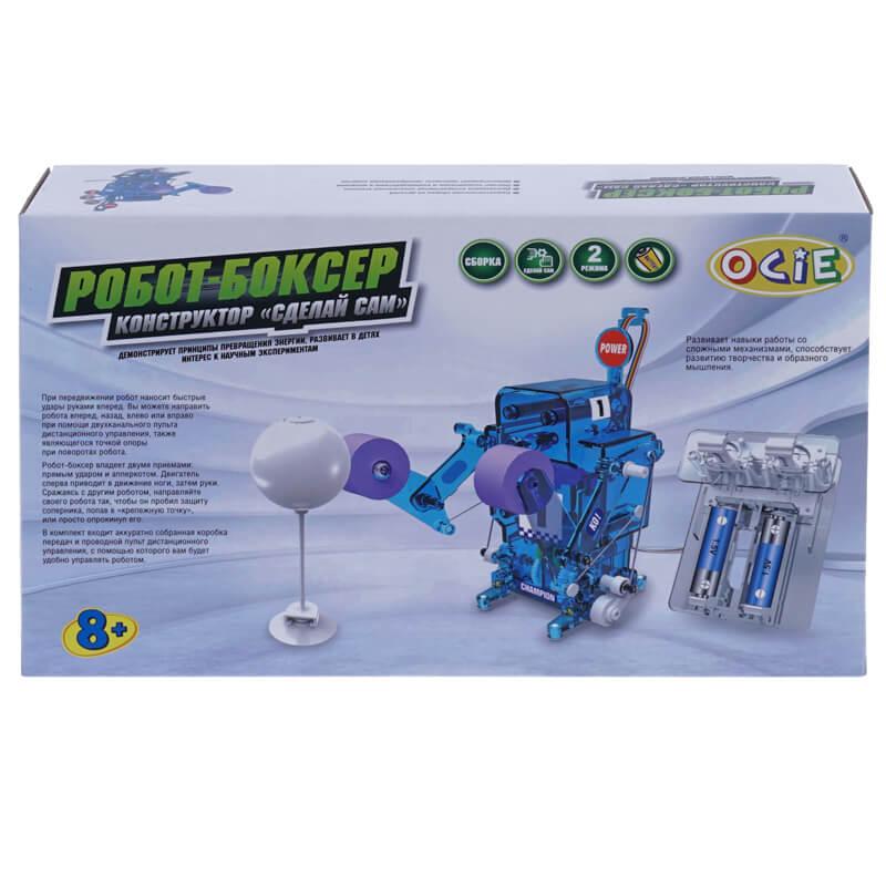 Конструктор: Робот-боксер (OTC0871212: OCIE)