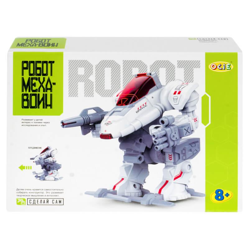 Конструктор: Робот меха-воин (OTC0874384: OCIE)