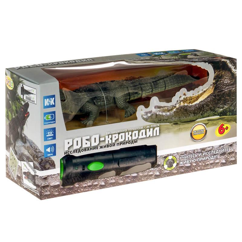 Робо-крокодил (OCIE: OTC0862943)