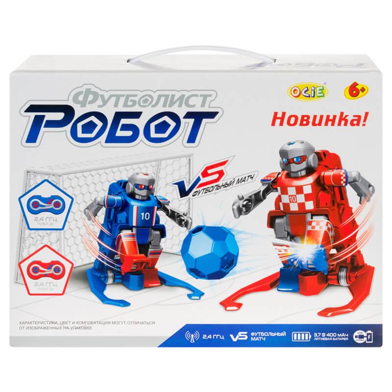 Робот-футболист (OCIE: OTC0875042)
