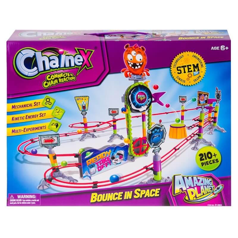 Набор Chainex: Прыжок в космос (31303: Amazing Toys)