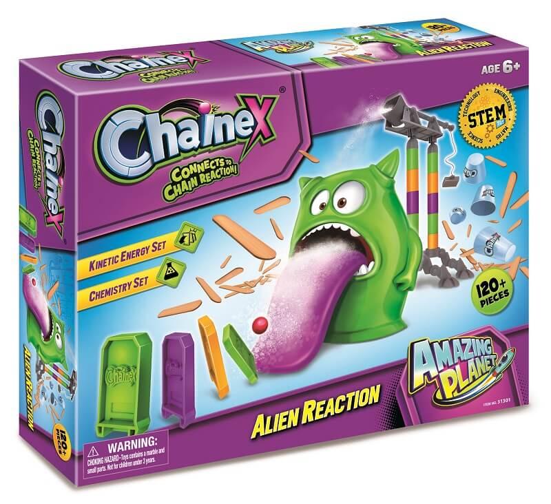 Набор Chainex: Инопланетная реакция (31301: Amazing Toys)