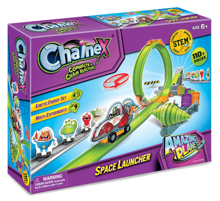Набор Chainex: Запуск в космос (31302: Amazing Toys)