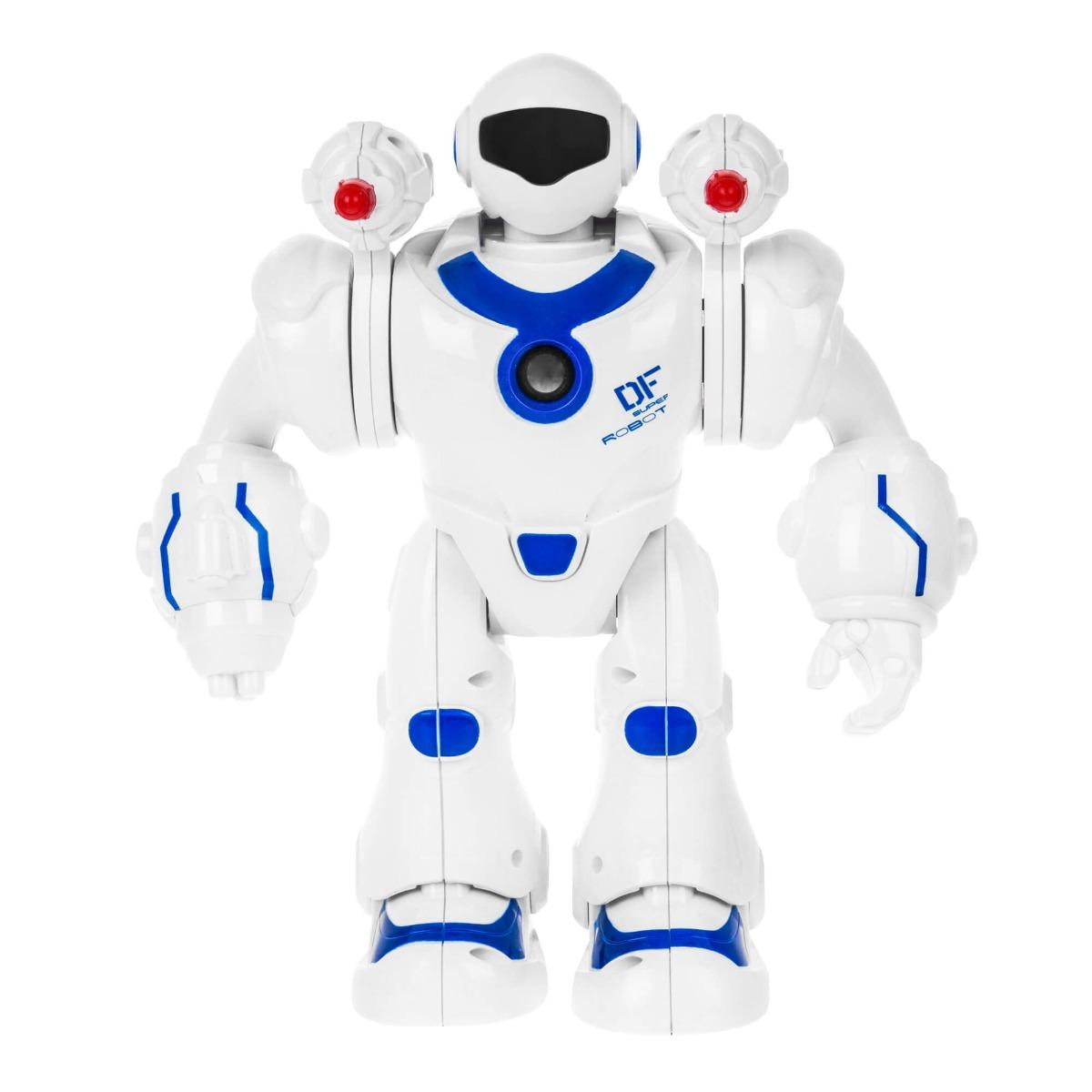 Робот со световыми и звуковыми эффектами ROCKET BOY (6031: DEFA)