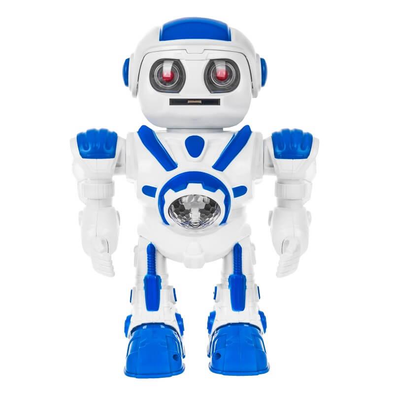 Робот со световыми и звуковыми эффектами UFO Bot (6022: DEFA)