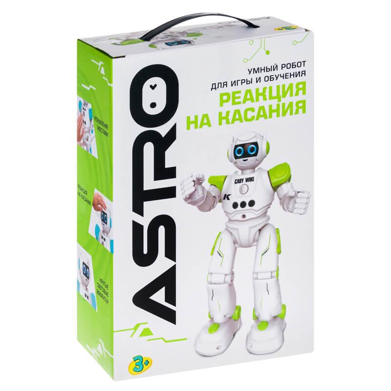 Интерактивный робот с пультом ДУ ASTRO (OTC0874571: OCIE)