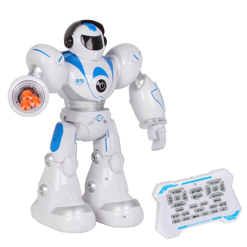 Игрушка Робот Аргон с пультом д/у (HK Leyun: 99888-2)