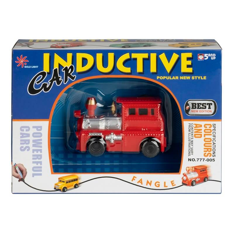 "Игрушка индуктивная Робот ""Паровозик"" (Blue Well: ZG-T8018)"