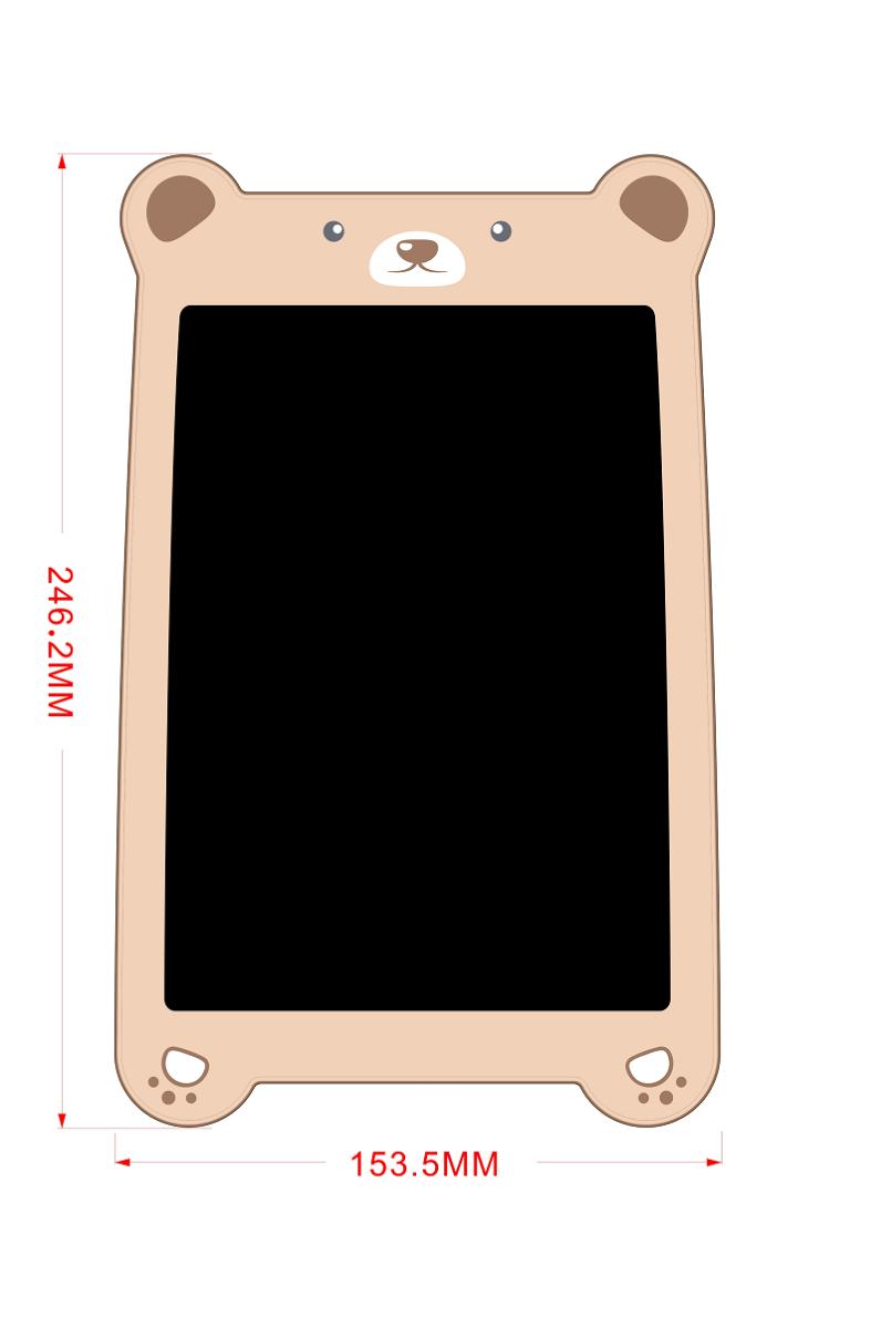Планшет для рисования color 8,5 (Newsmy: S85 color bear)