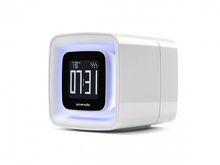 SensorWake Olfactory Alarmclock - ароматный будильник, который разбудит вас приятным запахом