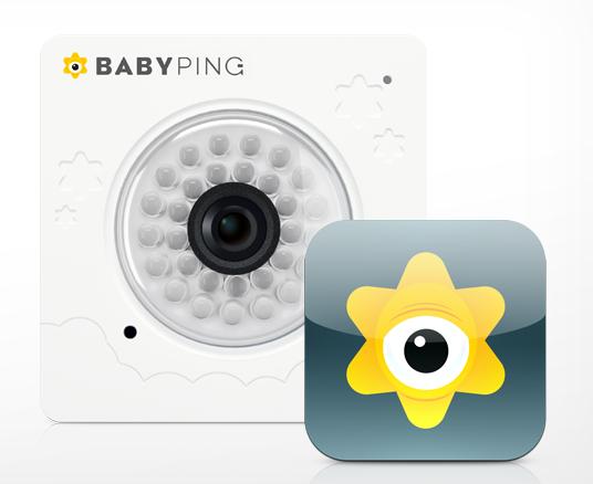 BabyPing – детский видеоконтроллер (видеоняня)