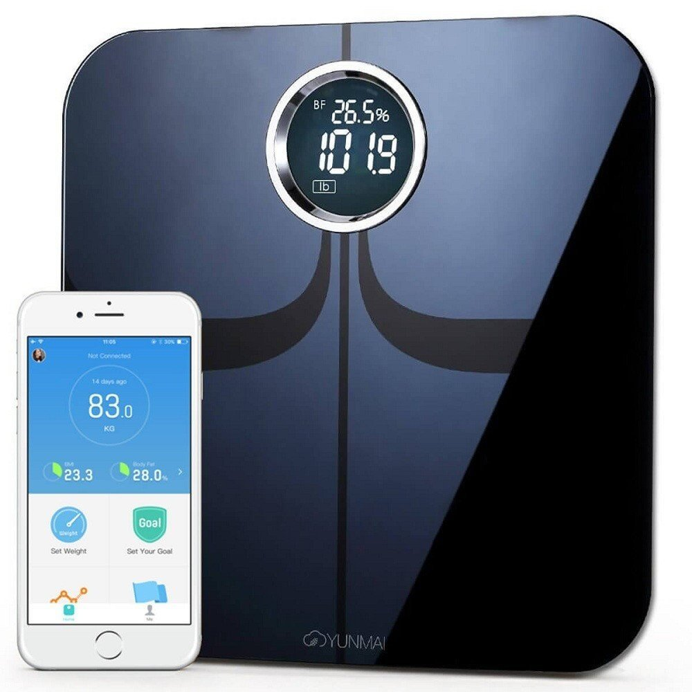 Умные весы YUNMAI Premium Smart Scale