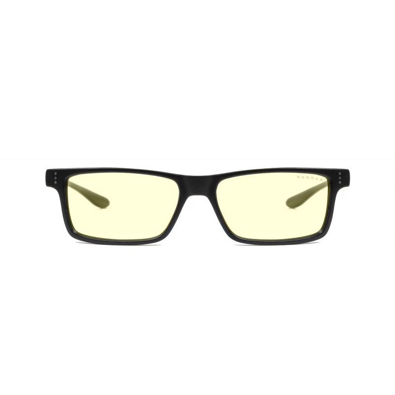 Очки для компьютера GUNNAR Cruz Amber (Plano) CRU-00101, Onyx