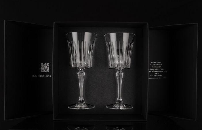 Подарочный набор с бокалами iLUXE Glasses Fashion