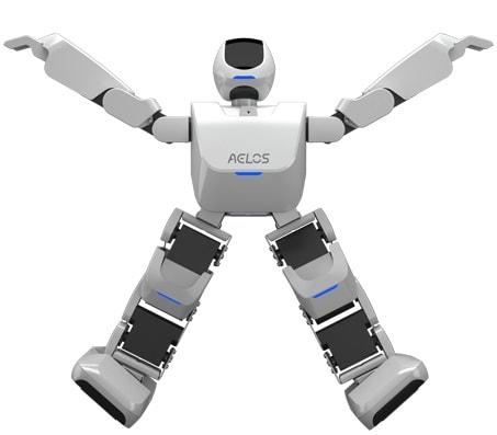 Программируемый робот Leju Aelos 1
