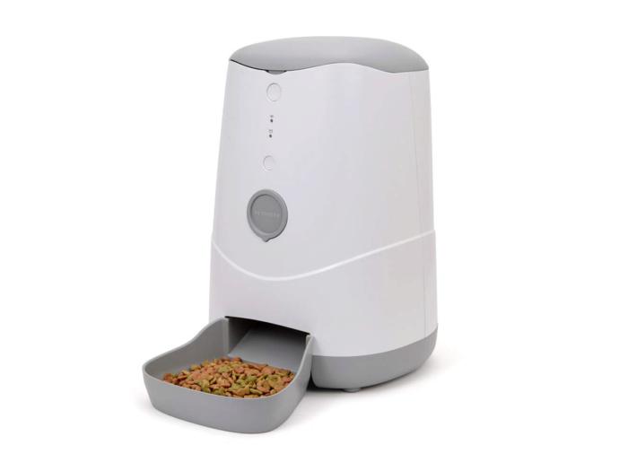 Умная автоматическая кормушка с WiFi для кошек и собак Petoneer Nutri Feeder