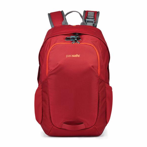 Рюкзак антивор Pacsafe Venturesafe 15L G3, красный