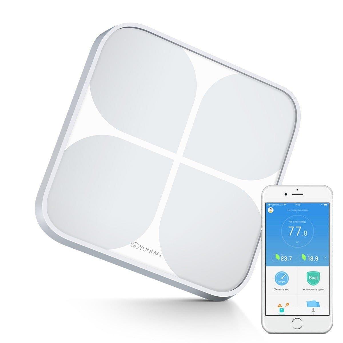 Умные весы YUNMAI 2 Smart Scale