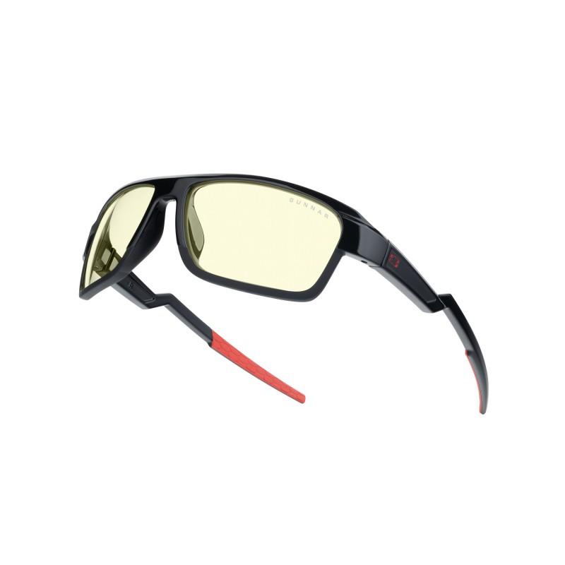 Очки для компьютера (для геймеров) GUNNAR Lightning Bolt Amber, Onyx