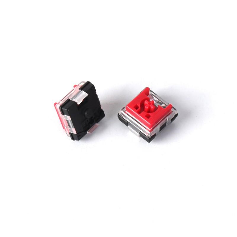 Беспроводная механическая ультратонкая клавиатура Keychron K3, 84 клавиши, White LED подстветка (Цвет Switch Red) (уценка, вскрытая коробка)