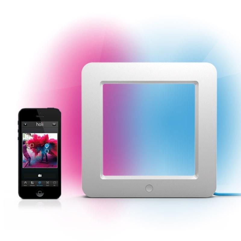 Holi SmartLamp – уникальная лампа