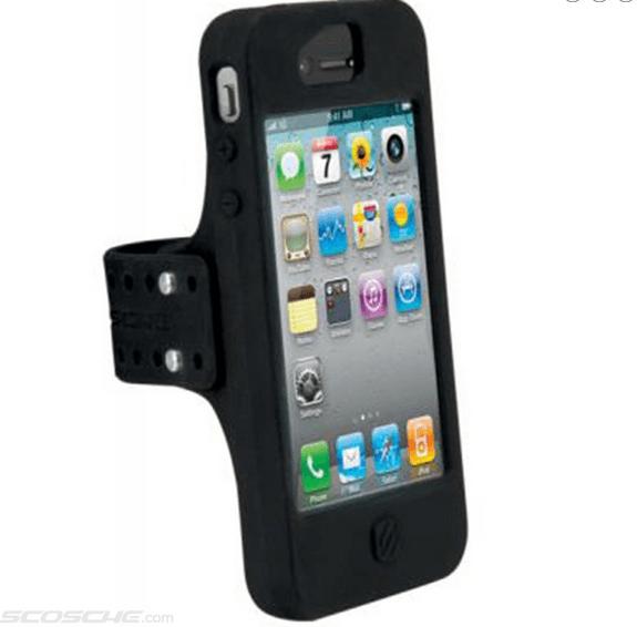 Scosche reqKASE – Чехол-держатель для телефона с креплением на велосипедный руль