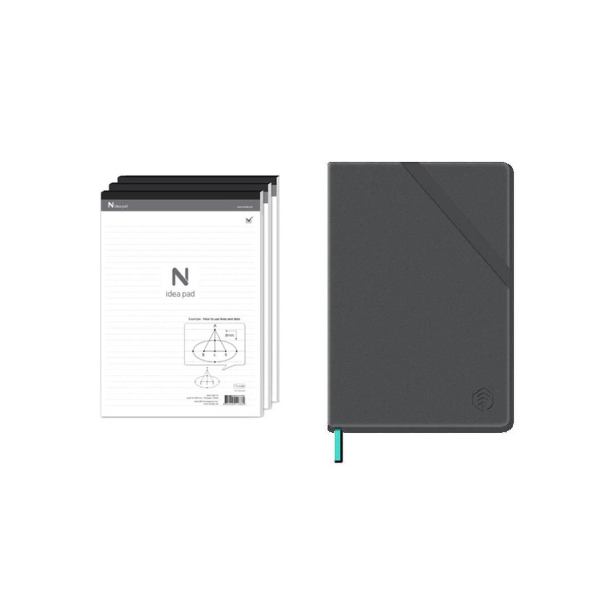 Сет Блокнот Neo N Professional + 3 Блокнота Neo N Idea Pad