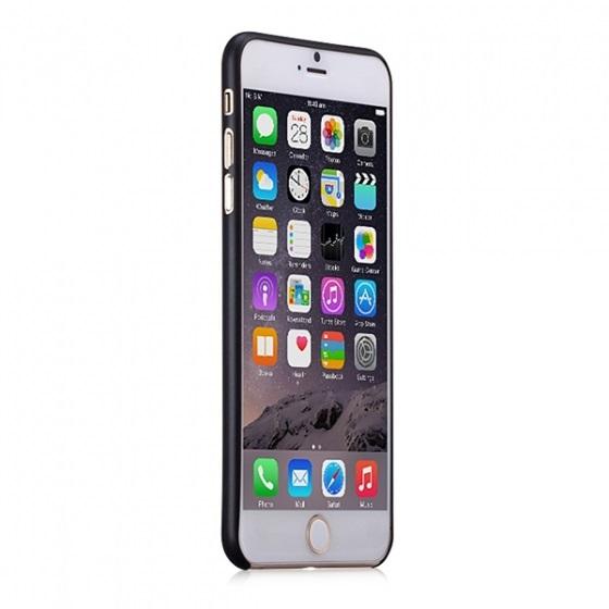 Чехол Momax Thinner Than 0.3 mm для iPhone 6 Plus черный